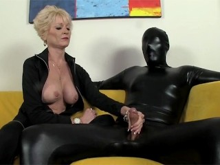 The Big Titted Granny Keeps Everything In Control