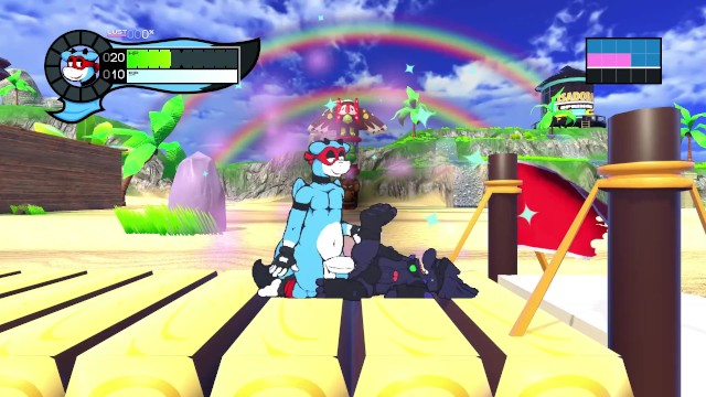 Adult gay videos Oh so hero adult furry metroidvania game prototype trailer