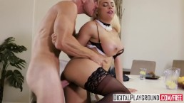Maid Service with Johnny Sins & Luna Star - DigitalPlayground