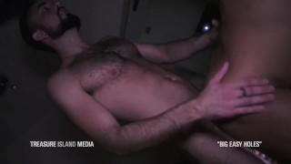 New Orleans raw festival gangbang porno