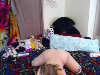 ANDI LEARNS TO TWERK AND CAN'T WAIT TO SHOW YOU ALL ON CAM