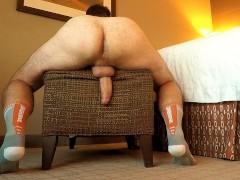 Frat Jock Unloads Balls Bareback Raw Ass Cum Fuck Hotel Socks Anon Hidden