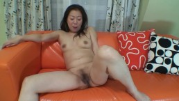 Japanese cougar wants her mature body worshipped and filled with creampie