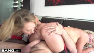 Fuck in tape cruise brett rossi raw carter threesome sex fast carter