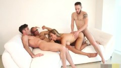 Naomi Chi Takes on 3 Massive Cocks
