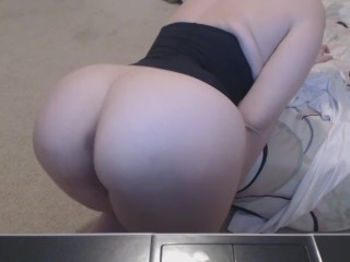 Worship & Spank My Thick Ass