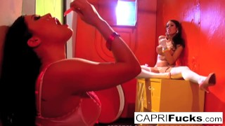 Capri Cavanni Finally Fucks London Keyes
