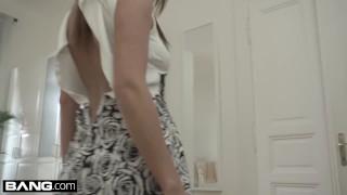 Glamkore - Vanessa Decker gets face fucked by her boyfriend Pov big