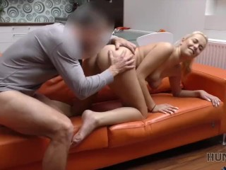 HUNT4K. Nikki Dream has proper sex for money in front of her bf