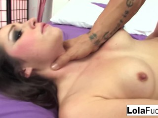 Dating In Us Vs Uk Lola Gets Fucked Hard By Derrick Pierce, Brunette Cumshot Hardcore Latina Pornsta