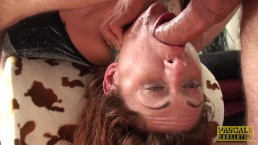 Tallulah Tease Giddee-up! Anal Pounding on a Rocking Chair