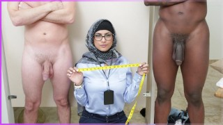 MIA KHALIFA - My Experiment Comparing Black Dicks to White Dicks Fucking raw