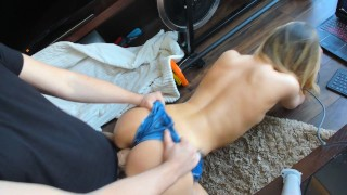 sexy teen breastfeeding