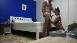 Hot sex in a hotel on a Malapascua Island!!! Must see!!!