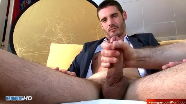 Eric hanson gay porn - Eric handsome str8 salesmale in a porn in spite of him