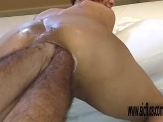 Strap On For Him And Her Double Anal Fisting And Bizarre Insertions Amateur, Fisting Toys Anal