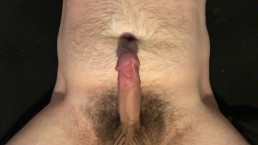 Totally handsfree orgasm and cumshot