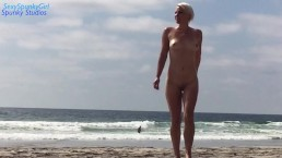 People See Me Suck Cock At The Nude Beach