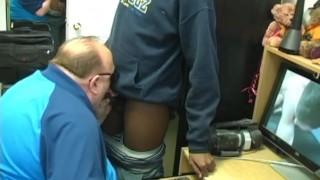 Eldon - First Contact Erotic gay