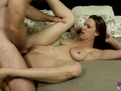 Alora Jaymes in My Step-Dad Fixes Me
