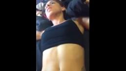 Lexi Brooke creams so good for a big cock