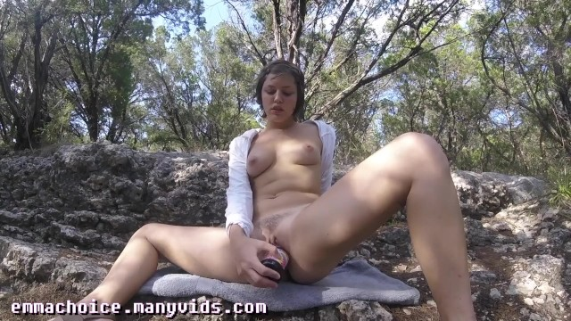 Odd things inserted into a womans vagina - Emma choice-public nude lake odd insertion