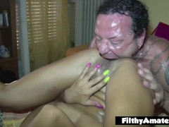 Wife's broken ass! Butthole Fisting and Creampie Ass!