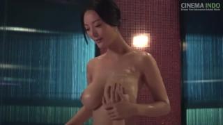 【濡れ場】中国の爆乳女優 王李丹 のセックスシーン
