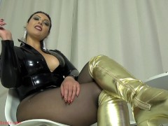 you MUST be My human ashtray! Preview