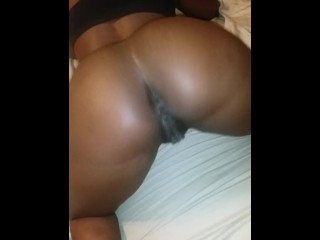 Nastytaurus shaking ass and showing wet pussy (part 1)