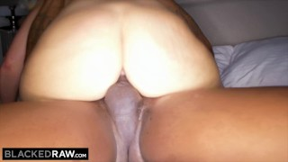 BLACKEDRAW PAWG Is Not Ready For The Night To End porno