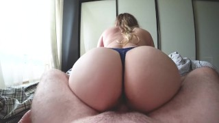 Big Ass Teen Love Sex. Do you want to fuck her? Cumshot pov