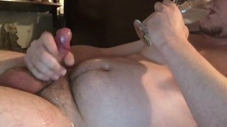 Mature and pregnant Fisting porn