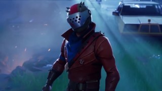 FORTNITE SEASON 4 TRAILER BUT EVERY TIME IT BOOM LOUD ALI-A INTRO ROLLS