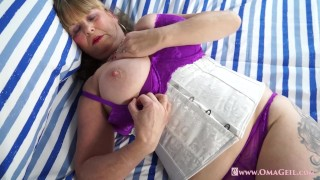Europemature solo busty grannies compilation 4