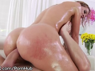 Www Milf Thing Com Oil & Rough Big Dick Anal 4 Milf Cherie Devilles Big Ass,