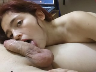 She Made Me The Best Blowjob Of My Life