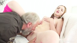 Old-n-Young.com - Tyna - Sekschat krijgt een real-life ending