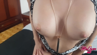 OMG Not Pregnant ??? !! MiaQueen Creampies - Amateur Compilation 2!!!