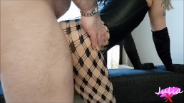 Julia X fucked by daddy