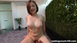 He Came Inside Of Her During A Casting!! porno