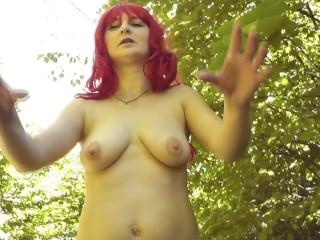 Ghost witch horror panic shock spook shade spirit mermaid undine devil POV