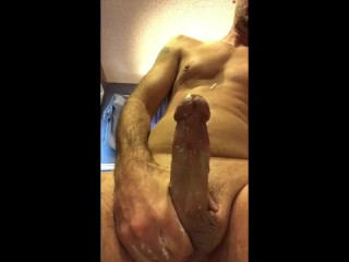 Edging and internal orgasm
