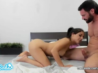 Model JYNX MAZE gets fucked hard