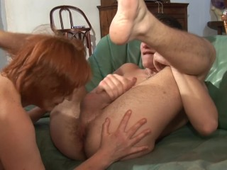 BBW BLONDE MATURE MILF GETS FUCKED BY HARD COCK