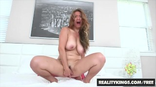Lucy lusty big lucy naturals page realitykings pussy masturbation