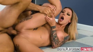 Hold the Moan Part 1 Danny Mountain & Karma RX - DigitalPlayground Pornstar babe