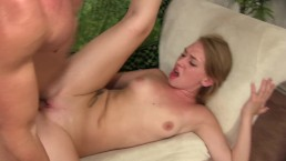 Iggy Amore let Talon go town on her buble butt and bust a nut inside her