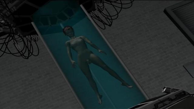 Anime adult scifi - Scifi gender transformation feminization bondage sex slave
