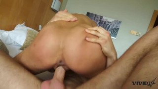 Vivid - Sexy latina gets pounded in seedy hotel